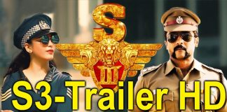 surya singam 3 latest telugu trailer