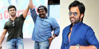 v.v.vinayak back to back movies with mega family heros