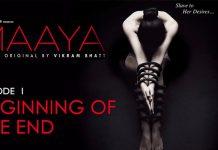 maaya web series episode 1