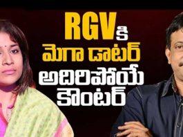chiru daughter susmitha commenting rgv