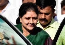sashikala tamilnadu chiefminister
