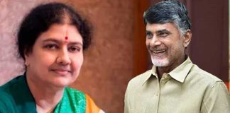 sashikala strategy same as chandrababu