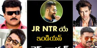 ntr is best indian dancer as per google search report