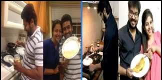 surya posted mm dosa with love jyothika and giving challenge jai and anjali accepted that challenge
