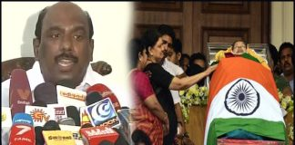aiadmk party leader pandian says jayalalitha death is not natural