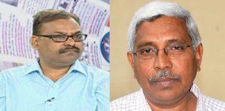 TJAC leaders and pittala ravinder comments on kodandaram