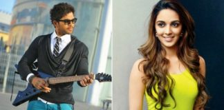 dhoni movie fame kiara advani in allu arjun vakkantham vamsi movie