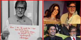 amitabh bachchan divide his assets equally to son and daughter