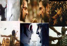 bahubali 2 trailer scenes coffee from hollywood movie