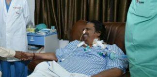 dasari narayana rao discharged from hospital