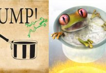 Boiling Frog inspirational story for human being