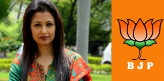 gautami contest from rk nagar by elections on bjp ticket