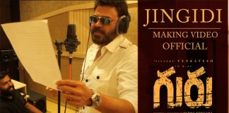 venkatesh sing jingidi jingidi song in guru movie