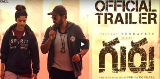 venkatesh guru movie official trailer released