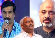 bhaskarabhatla and ramajogayya sastry comments on keeravani