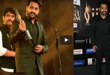 jr ntr speech at iifa awards