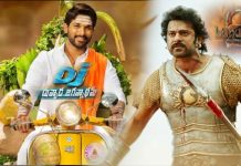 duvvada jagannadham movie postponed because of baahubali 2 movie