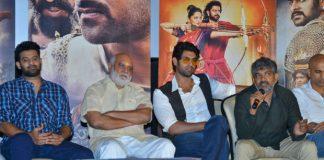 rajamouli praise to media in bahubali 2 movie trailer launch