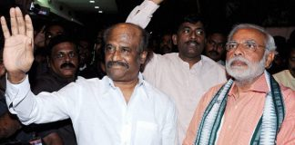is rajinikanth green signal to join bjp party?