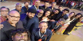 karan johar shared baahubali team selfie in twitter