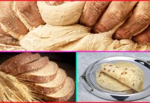 Wheat Bread very harmful to the human body