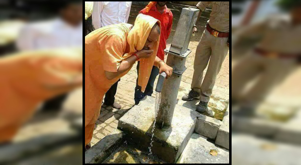 how to clean borewell water