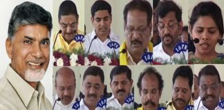 New Cabinet Ministers and Portfolios in Andhra Pradesh
