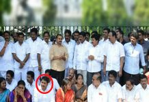 ysrcp mlas tension about on jagan case