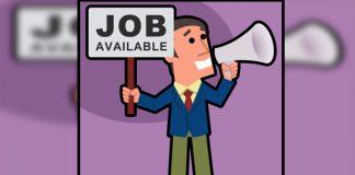 new govt job details