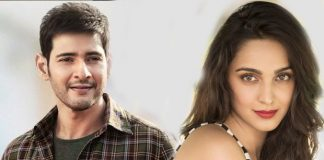 mahesh screen share with kiara advani in bharath ane nenu movie
