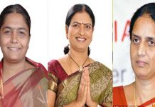 lady ex ministers on screen after long gap