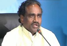 ravela kishore babu wrote public letter after resigning the minister post