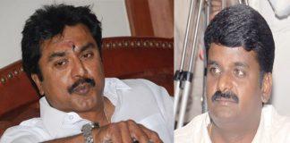it rides on hero sarath kumar and TN minister Vijayabaskar