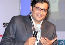 arnab goswami first punch in news