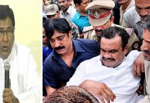 janareddy fires on kcr about on orange market essue