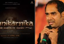 krish produce in manikarnika movie