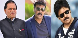 tsr announced that he would be producing a multi starre film with Mega Fans Happy