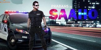 prabhas hard work for saaho movie