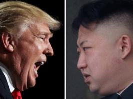 kim jong un vs donald trump