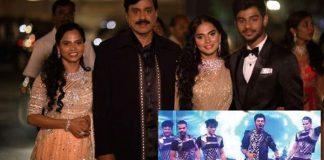 Gali Janardhan Reddy Son Kireeti Debut As Hero
