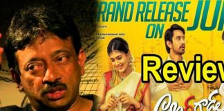 RGV Sensational Review On Andagadu