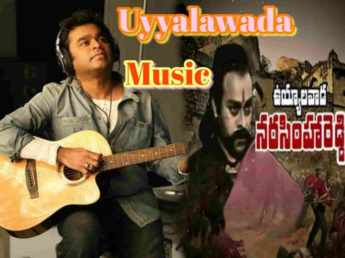 Chiranjeevi 151 Movie Music Director Fix