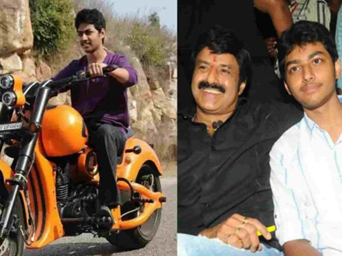 Balakrishna Son Movie Details