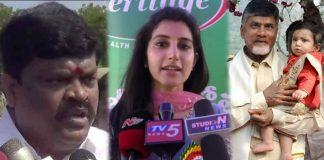 brahmani counter to tamil nadu minister rajendra balaji words about heritage milk