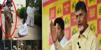 Chandrababu Shock For Puttaparti Municipal Chairman Ganganna