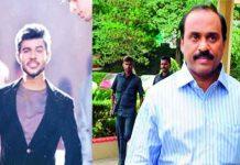 gaali Janardhan Reddy son was ready to come cinema industry