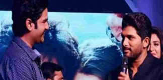 Allu Arjun Likes Ganta Srinivas Rao