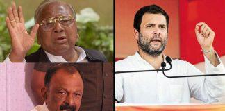 is raghuveera reddy not invited to v hanumantha rao in rahul gandhi guntur meeting
