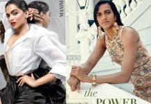 deepika padukone and pv sindhu photoshoot for new magazine cover photo