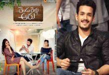 Akhil's second movie